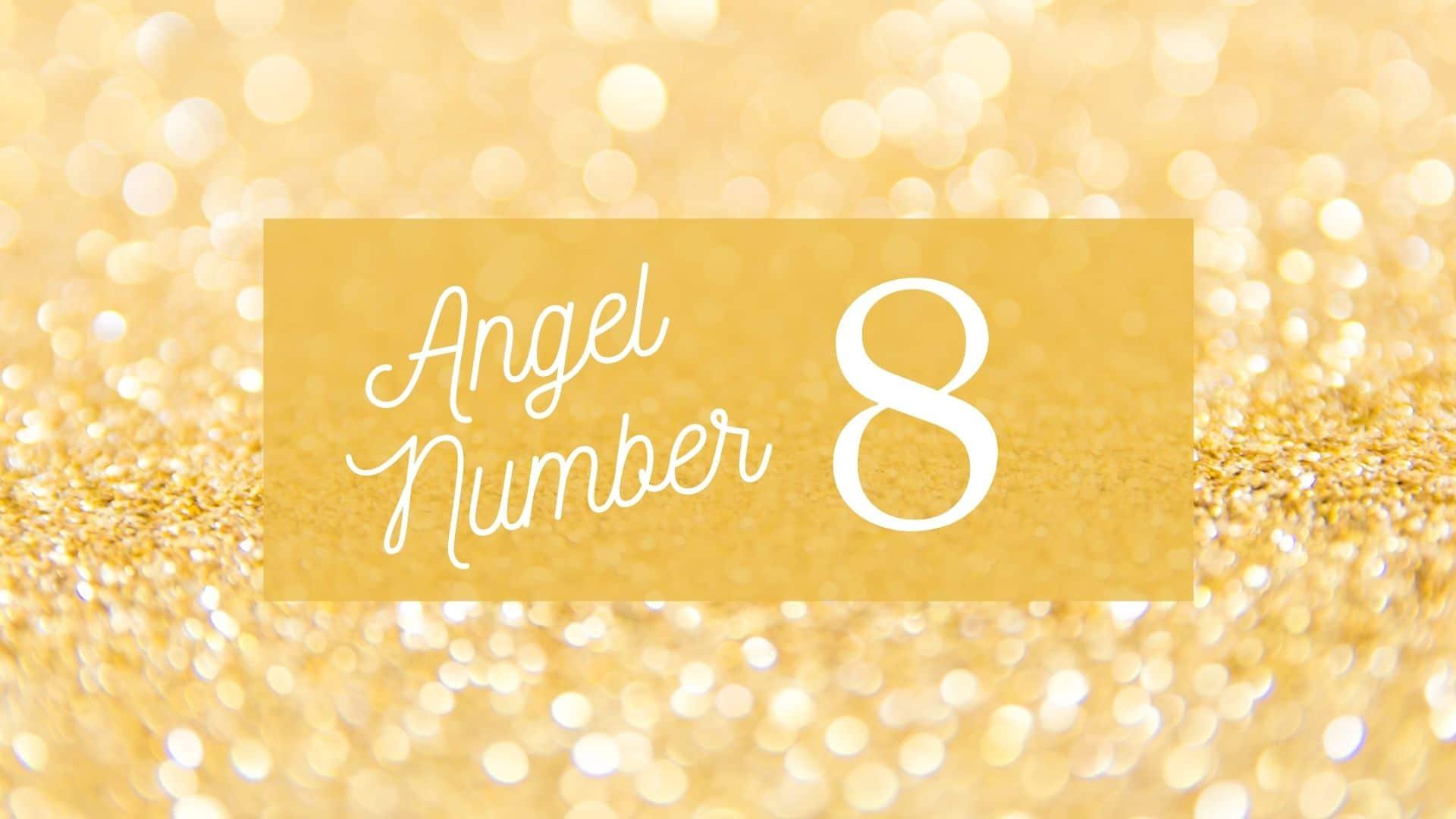 angel number 8