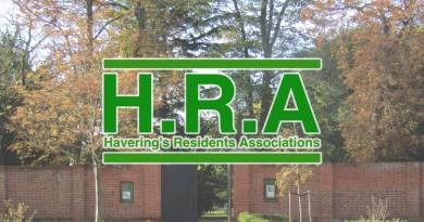 HRA make representation to the Local Government Boundary Commission.