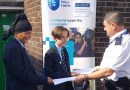 Upminster police launch new volunteer cadet campaign.