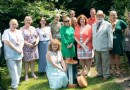 Hospice celebrates 37th birthday by burying a time capsule.