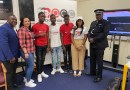 Police and youth debate-fantastic community engagement.