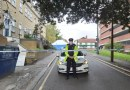 Eight arrested as a murder investigation is launched.