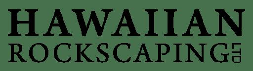 Hawaiian Rockscaping