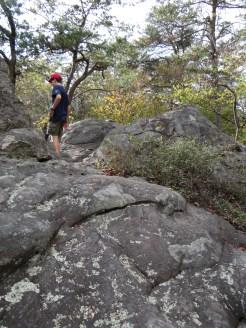Hiking in DeSoto