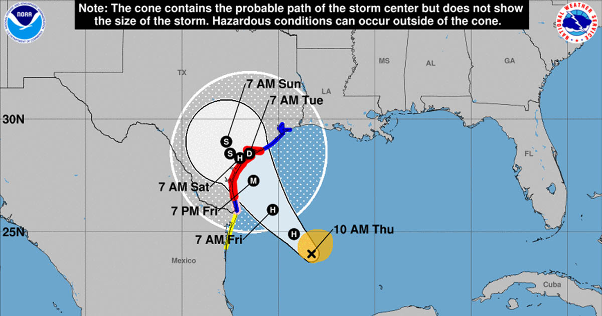 Image result for hurrican havey as of august 24, 2017
