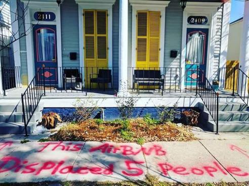 Image result for new orleans no airbnb