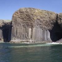 Staffa:  Pillars of creation