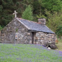 A little chapel in Ballachulish