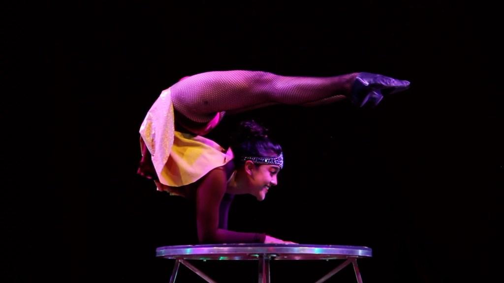 cirque legacy performer