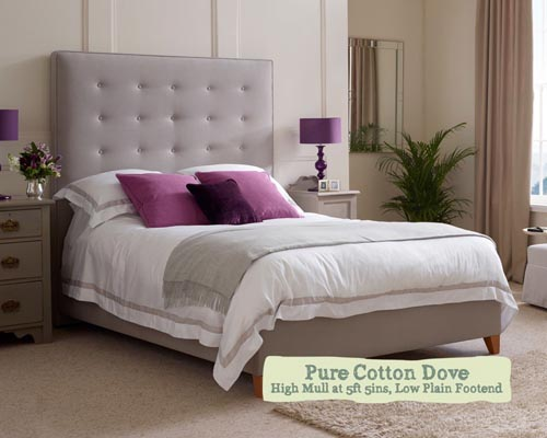 the different types of beds frames