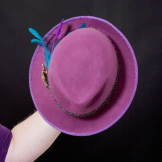 Hand-Blocked Hats