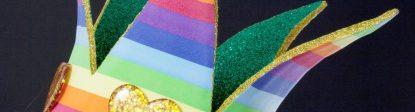 Rainbow crown hero