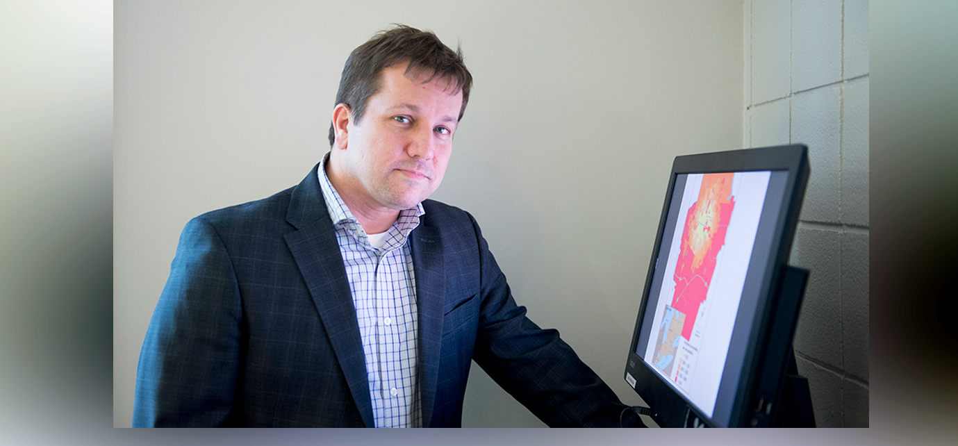 Jason Gilliland of HEAL Featured in Western News for Primary-Care Proximity Study