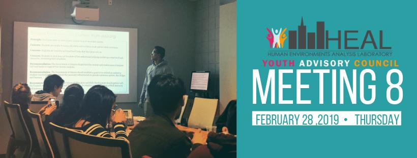 HEALYAC Meeting 8