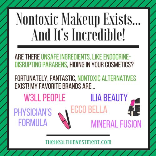 Best Nontoxic Makeup Brands