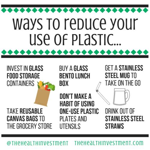Ways To Reduce Your Use Of Plastic