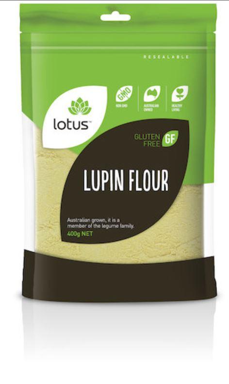 Lotus Lupin Flour 400gm