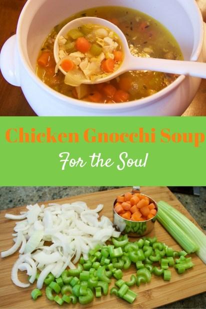 Chicken Gnocchi Soup-4