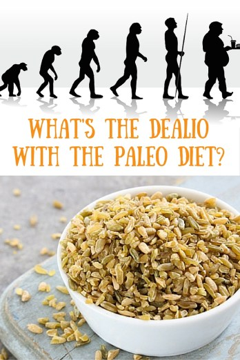 What's the Dealio with the Paleo?