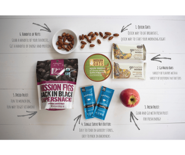 Go Macro Bars_Comes in a variety of flavors, variety of different nut butters-2