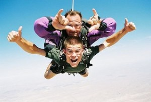 is your health in free fall?