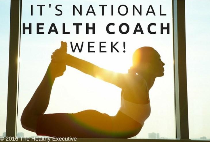 National Health Coach Week