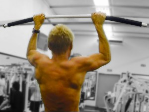 Healthy Executive Pull-Up