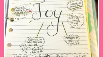 Unshakeable Joy