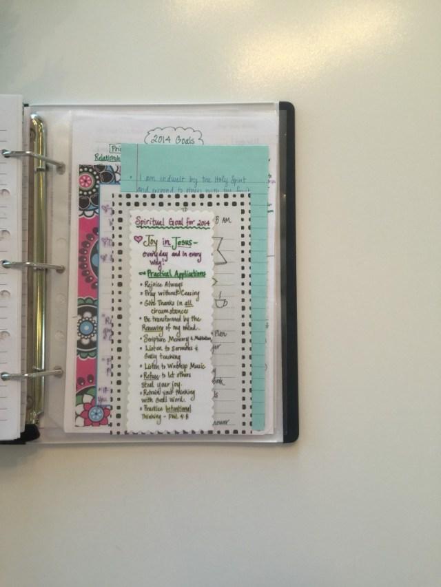 Prayer Notebook 17