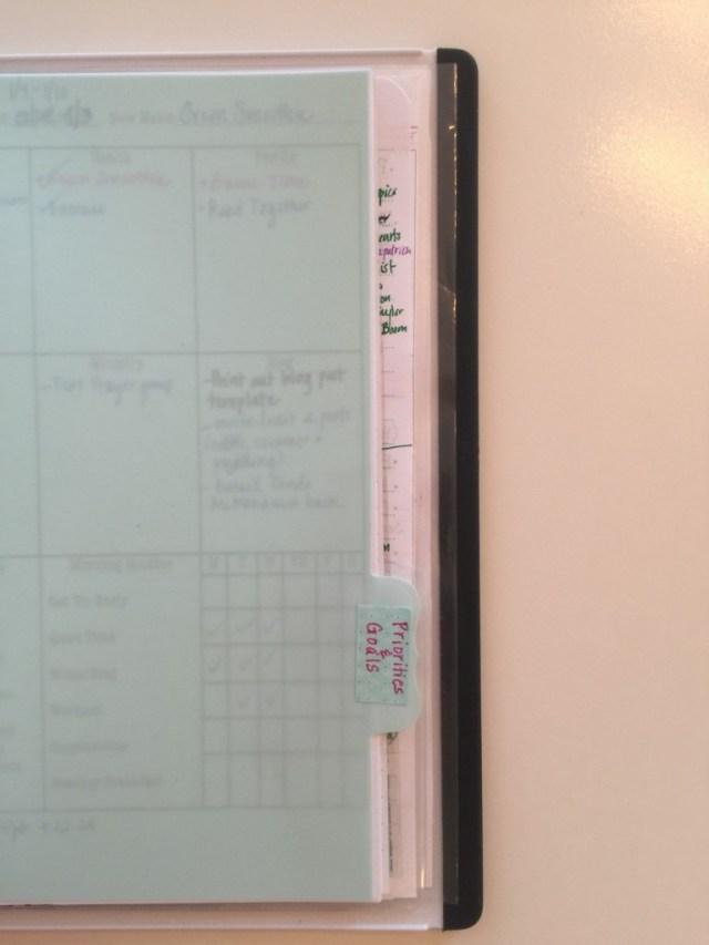 Prayer Notebook 29
