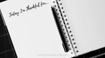 The Gratitude Cure