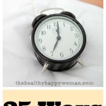 25 ways to turn back the clock