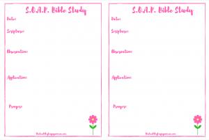 SOAP study