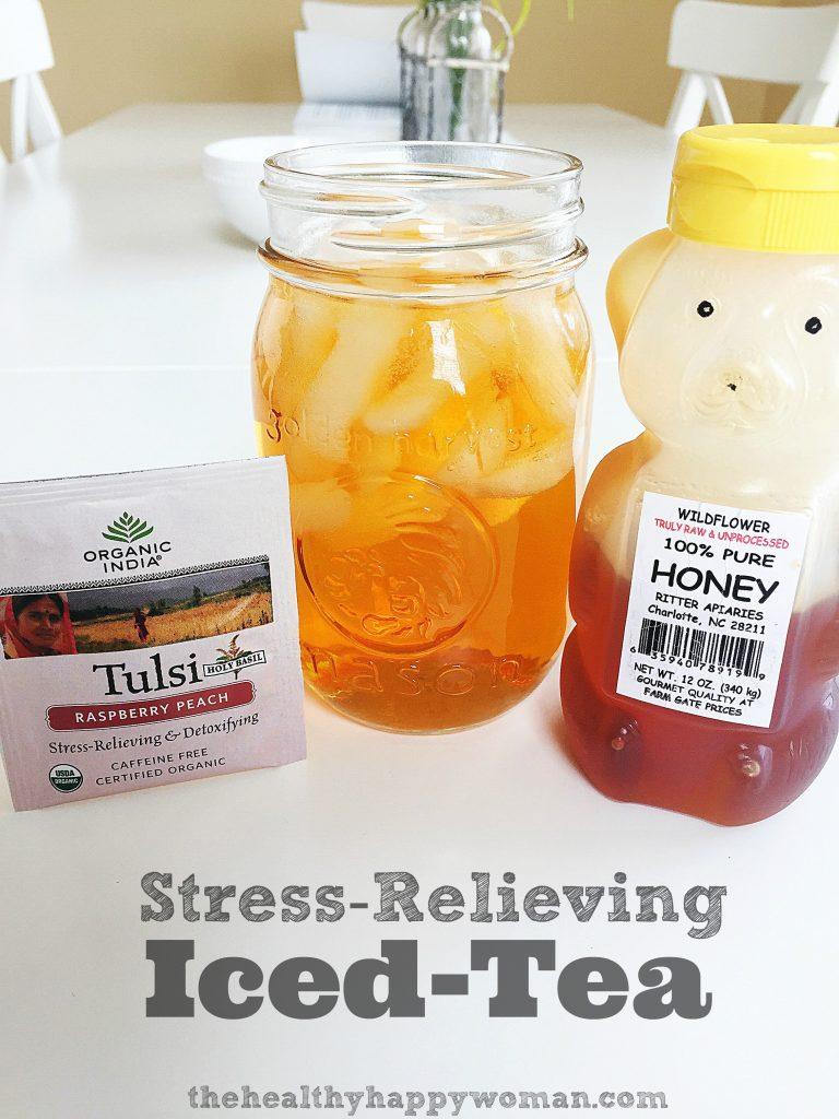 stress relieving tea