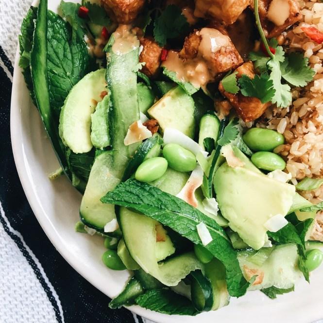 Crispy Satay Tofu 3