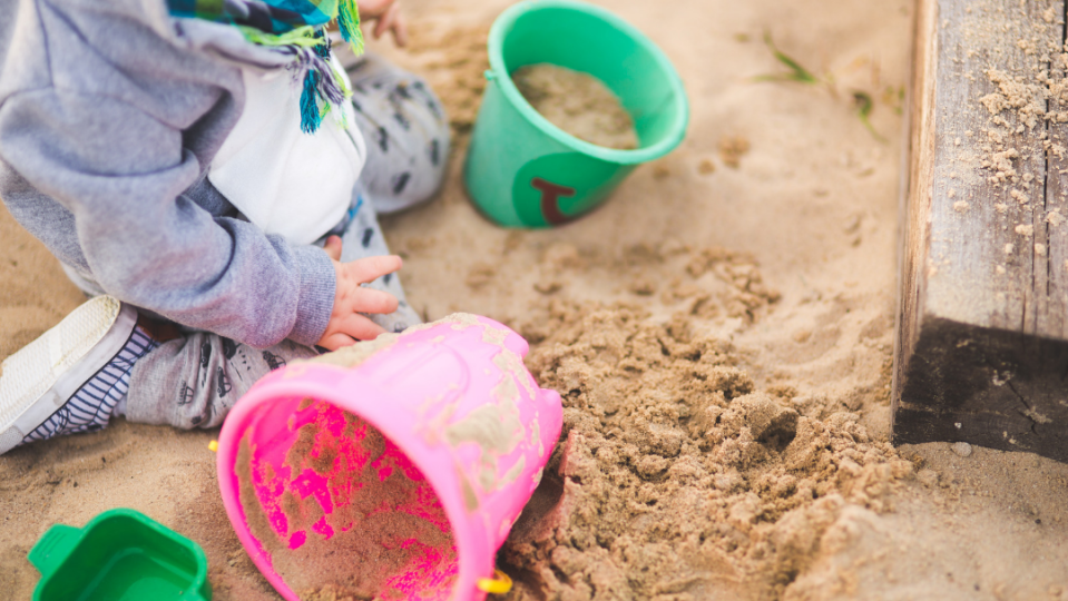 Sensory Play: Why is it Important for Child Development