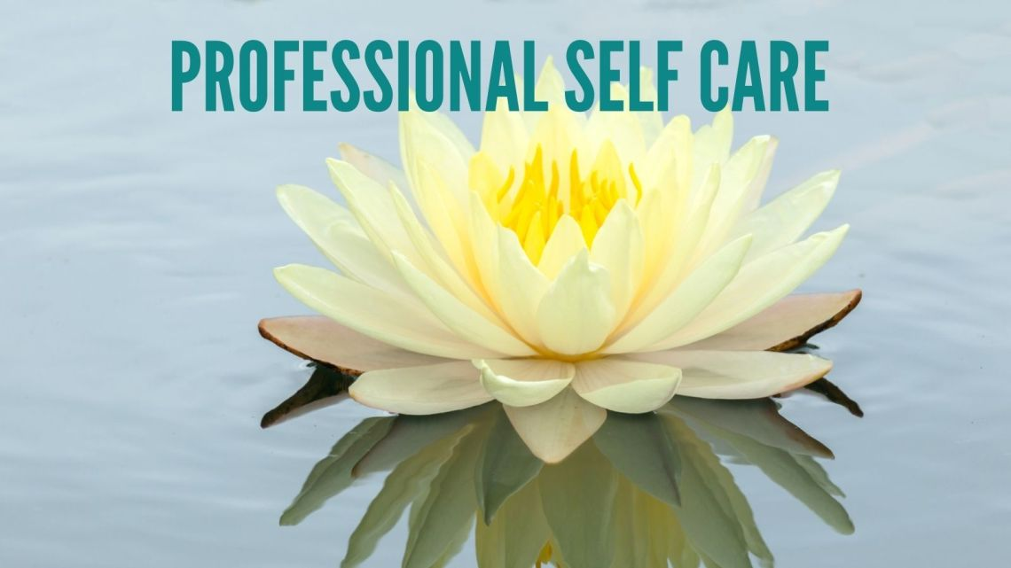 How to improve professional self care using Logosynthesis
