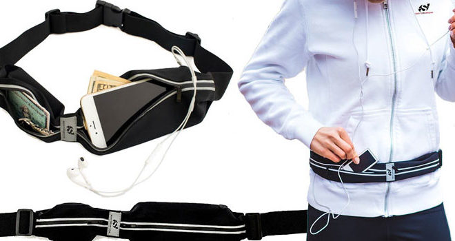 Sport2People Running Pouch Belt