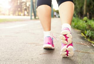 How Many Calories Do You Burn Walking 10,000 Steps