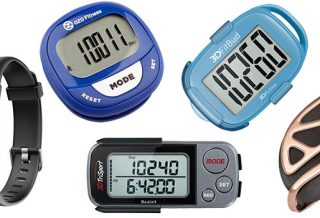 Top 5 Best Pedometers 2019