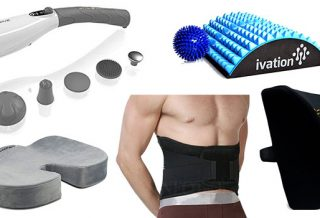 Top 5 Products That Help Lower Back Pain 2019
