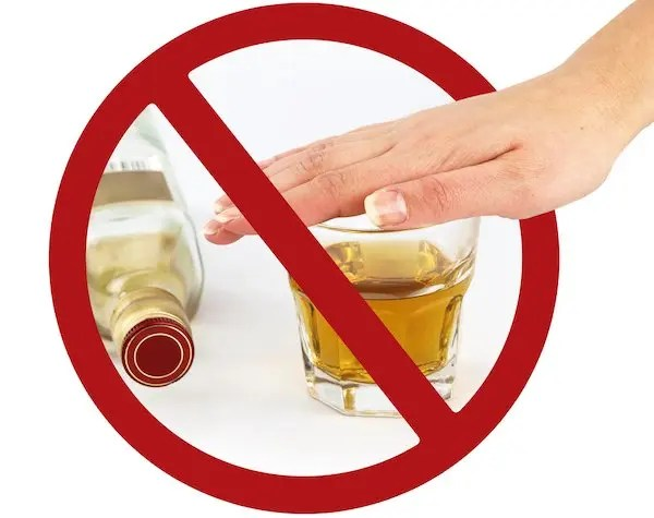 ways to increase ketones don't drink alcohol