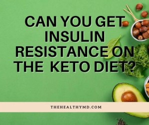 Carb Sensitivity and Insulin Resistance on Ketogenic and Low Carb Diets
