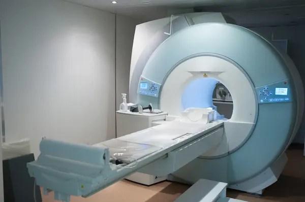 Cardiac MRI machine