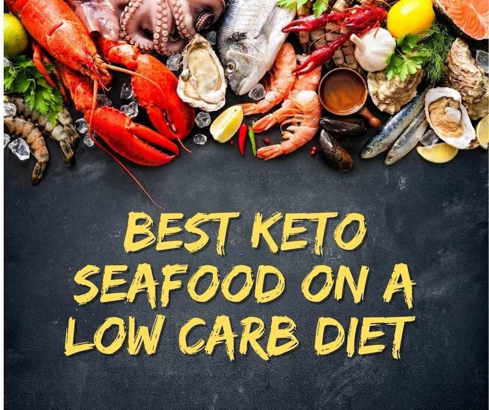 Read more about the article Best Keto Seafood on a low-carb diet