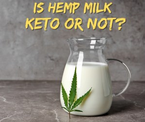 Read more about the article Is Hemp Milk Keto or Not?