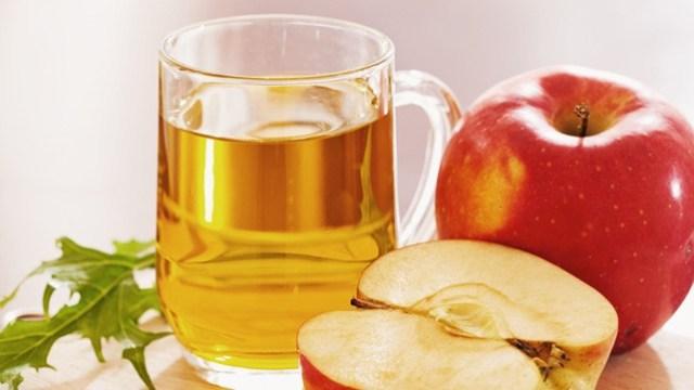 apple cider vinegar morning drink