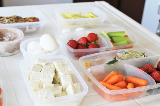 Step-by-Step Guide On How to Meal Prep when you have no clue how!