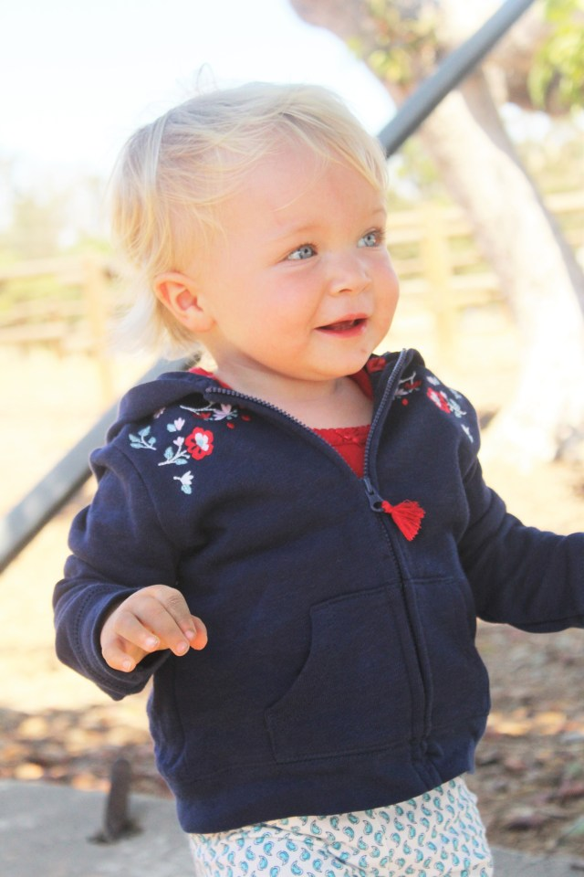 Building a Baby's Stylish & Affordable Fall Wardrobe