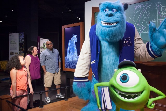 Ticket Giveaway for The Science Behind Pixar Exhibition in Los Angeles, CA
